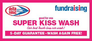 Super Kiss Fundraisitng Ticket